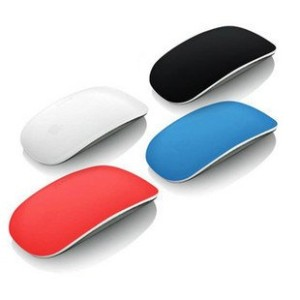 Softskin Mouse Protector -for MAC Apple Magic Mouse- (レッド) 【並行輸入品】