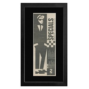 SPECIALS - Gangsters Framed Mini Poster - 55x27.5cm