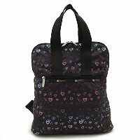 LeSportsac レスポートサック リュックサック 8240 EVERYDAY BACKPACK D995 HEART BEAT [並行輸入商品]
