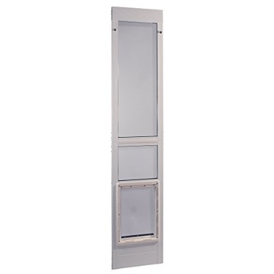 Ideal Pet Products Aluminum Modular Extra Large Patio Pet Door by Ideal Pet Products