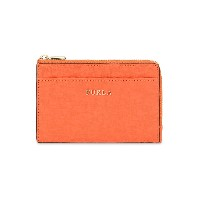 レディース FURLA BABYLON M CREDIT CARD CASE 財布  コーラル