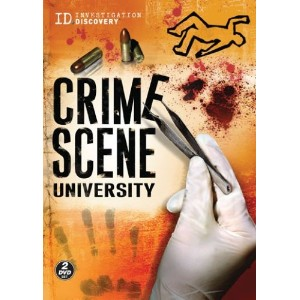 【Crime Scene University [DVD] [Import]】