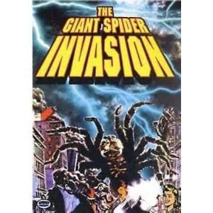 【The Giant Spider Invasion [DVD] [Import]】