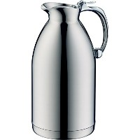 Alfi Hotello真空断熱魔法瓶カラフェfor Hot and Cold Beverages、.60L、ステンレススチール 1.5 Liter AS2630SS2