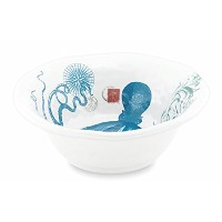 Michel Design WorksメラミンMedium Serving Bowl L SWBM270
