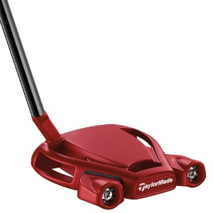 TaylorMade Spider Tour Red Putter(即配)【ゴルフ ゴルフクラブ>パター】
