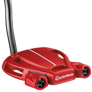 TaylorMade Spider Tour Red Double Bend Putter【ゴルフ ゴルフクラブ>パター】