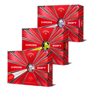Callaway Chrome Soft Truvis Golf Ball【ゴルフ ボール】