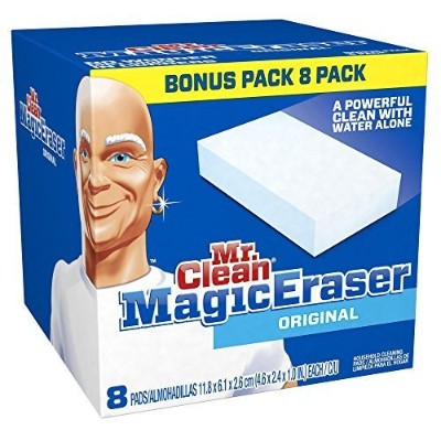 Mr. Clean Magic Eraser Cleaning Pads, 8-Count Box by Mr. Clean [並行輸入品]