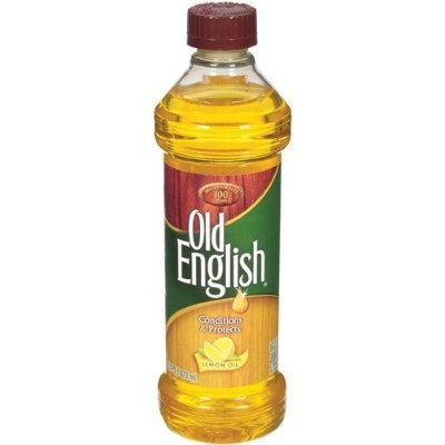 Old English Lemon Oil, 16-Ounce Bottles (Pack of 6) by Old English [並行輸入品]