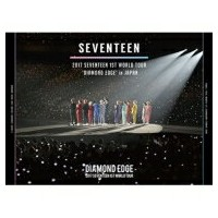 【送料無料】 SEVENTEEN / 2017 SEVENTEEN 1ST WORLD TOUR 'DIAMOND EDGE' in JAPAN (2DVD+PHOTO BOOK) 【Loppi...
