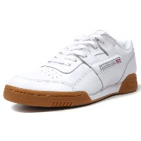 "Reebok [リーボック ワークアウトプラス リミテッドエディション] WORKOUT PLUS ""LIMITED EDITION"" WHT/GUM (CN2126)"