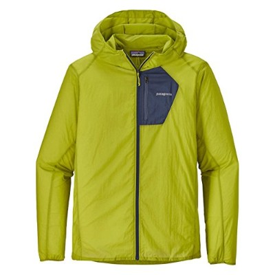 (パタゴニア) patagonia M's Houdini Jacket 24141 Light Gecko Green (LEK) S