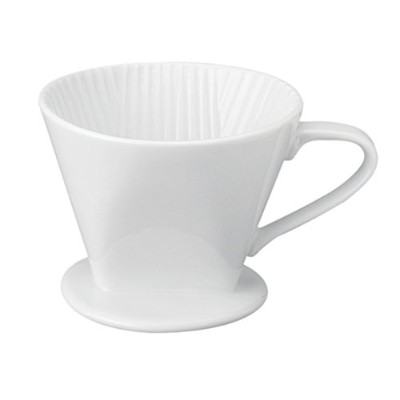 HIC Filter Cone, Number 2-Size Filter, Brews 2 to 6-Cups by HIC Harold Import Co.