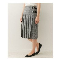 [Rakuten BRAND AVENUE]O'NEIL OF DUBLIN 別注LINEN PLEATS SKIRT DOORS アーバンリサーチドアーズ スカート【送料無料】