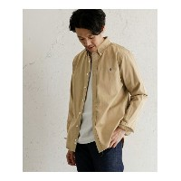 【SALE/40%OFF】DOORS GYMPHLEX × DOORS 別注SOLID LONG-SLEEVE SHIRTS アーバンリサーチドアーズ シャツ/ブラウス【RBA_S】【RBA_E】...