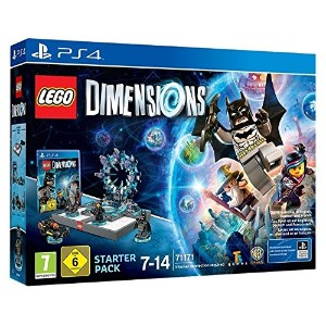 LEGO Dimensions: Starter Pack (PS4) (輸入版)