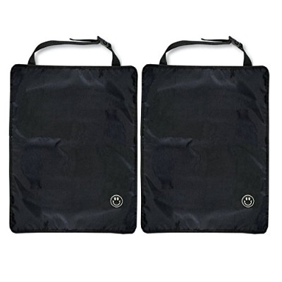 Kick Mat, Luxury Car Seat Back Protectors, 2 Count by e-onsale