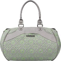 Petunia Pickle Bottom Wistful Weekender Diaper Bag in Covent Garden, Grey by Petunia Pickle Bottom