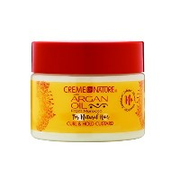 Creme of Nature Argan Oil Twirling Custard Styling Gel 340 ml by Creme of Nature