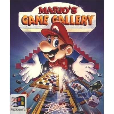 Mario's Game Gallery (輸入版)