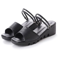 ドクター ショール Dr.Scholl Dr.Scholl 2WAY Sandals (Black) レディース