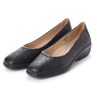 ドクター ショール Dr.Scholl Scholl Comfort Square Pumps (Black) レディース
