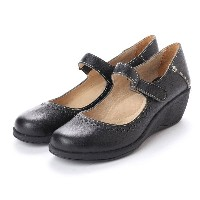 ドクター ショール Dr.Scholl Scholl Comfort Belt Pumps (Black) レディース