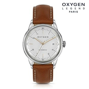 オキシゲン OxygenCity Legend 40 Automatic L-CA-MAR-40正規品 腕時計