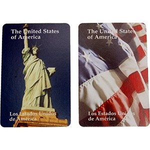 Playing Cards–USA Trivia ( Tourist Facts )