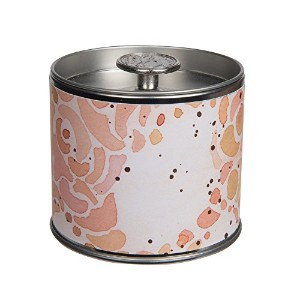 GreenleafホームDecor Scented Candle Tin–カシミアKiss gl932522