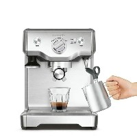 ブレビル エスプレッソマシン BES810BSS Breville Duo Temp Pro Espresso Machine