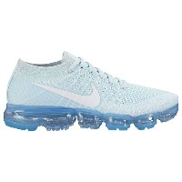 nike ナイキ 【レディース(22.0-29.0cm)】 Nike Air VaporMax Flyknit Air Day to Night (Glacier Blue/White/Pure...