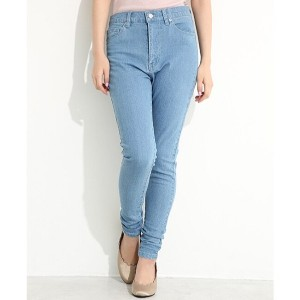 Style Up Jeans【ワンアフターアナザー ナイスクラップ/one after another NICE CLAUP レディス その他(パンツ) サックスブルー ルミネ LUMINE】