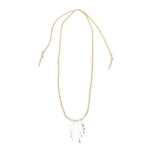 EQUALIZE / Paddle Necklace (Silver)【ビームス メン/BEAMS MEN メンズ ネックレス SILVER ルミネ LUMINE】