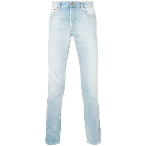 Nudie Jeans Co スリムジーンズ - ブルー