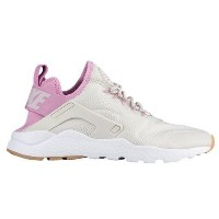 (取寄)Nike ナイキ レディース エア ハラチ ラン ウルトラ Nike Women's Air Huarache Run Ultra Pale Grey Orchid Gum Yellow...