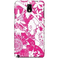 【送料無料】 kion 「dree magenta」 / for GALAXY Note III SCL22/au 【SECOND SKIN】galaxy note 3 scl22 ケース...