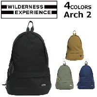 WILDERNESS EXPERIENCE ウィルダネスエクスペリエンス ARCH2 アーチ2 バックパックリュック リュックサック バッグ メンズ レディースプレゼント ギフト 通勤 通学 送料無料