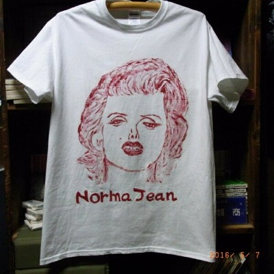 『Norma Jean』(半袖T)