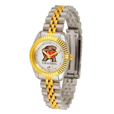 Maryland Terrapins Ladies Executive Watch by SunTime