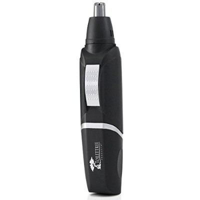 Nose Hair Trimmer with Precision Cutting Tip. by ToiletTree Products