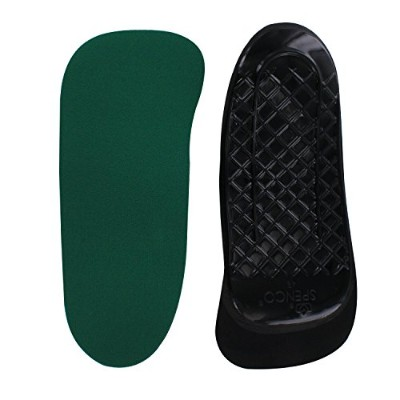 Spenco Rx Orthotic (3/4 Length), Women's 5-6 by Spenco Medical