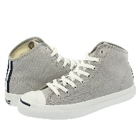 CONVERSE JACK PURCELL PC MID R コンバース ジャックパーセル PC MID GREY