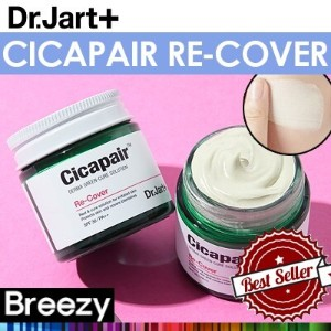 [BREEZY] ★ [Dr.Jart+] シカペアリカバークリーム50ml/SPF30PA++/ニキビ肌ケア/Cicapair Re-Cover 50ml / 韓国コスメ