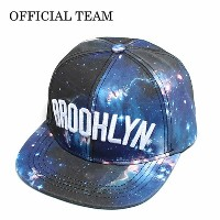オフィシャルチーム OFFICIAL TEAM 2018春夏 BROOKLYN CAP BLACK M-L 118972