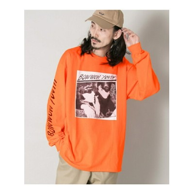 【SALE/40%OFF】URBAN RESEARCH BOWWOW YOUTH LONG-SLEEVE T-SHIRTS アーバンリサーチ カットソー【RBA_S】【RBA_E】【送料無料】
