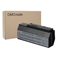 omcreate Battery for Asus g73jw g73sw g73j、フィットP / N a42-g73 – 12ヶ月保証[ Li - Ion 8セル]