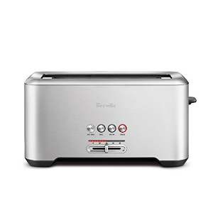 【並行輸入】Breville BTA730XL The Bit More 4-Slice Toaster トースター