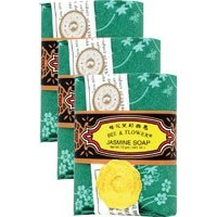 Bee & Flower Jasmine Soap 12 Bars by Bee & Flower